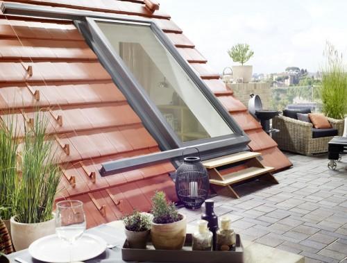LiDEKO Balkonausstiegsfenster Classic