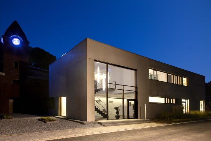 Tillmann - neues Verwaltungsgebäude