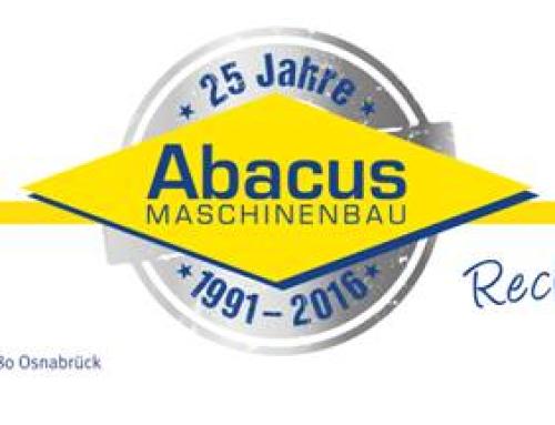 Helmut Schön, Vertriebsleiter der Abacus Maschinenbau GmbH, Osnabrück