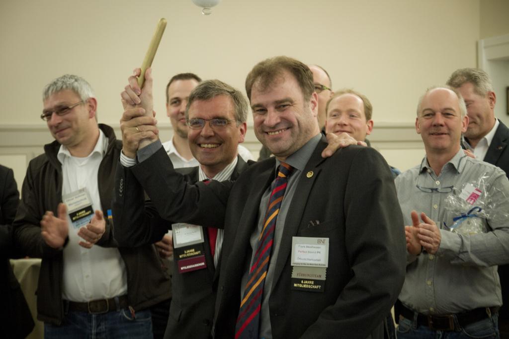Foto: Dr. Thomas Richter (li.), Frank Beushausen Fotograf