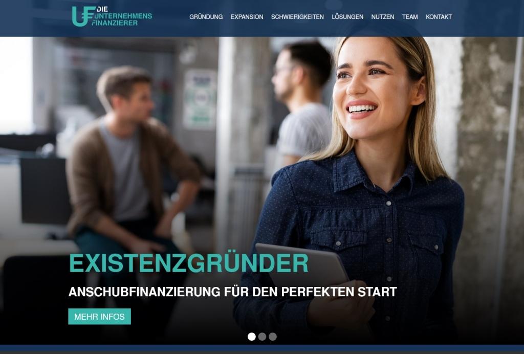 Die Unternehmensfinanzierer: Beratung für Existenzgründer