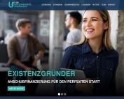 Unternehmensfinanzierer - Beratung für Existenzgründer